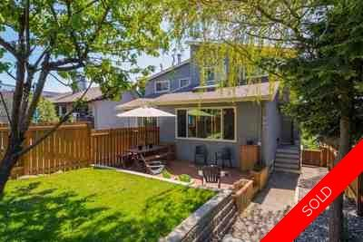Lower Lonsdale Duplex for sale:  3 bedroom 1,791 sq.ft. (Listed 2017-06-09)