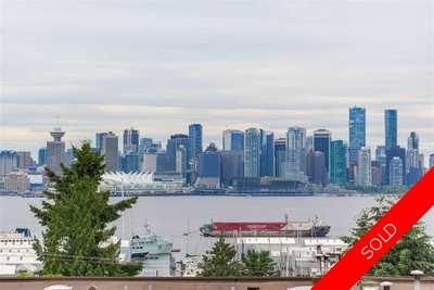 Lower Lonsdale Condo for sale:  1 bedroom 667 sq.ft. (Listed 2018-10-02)