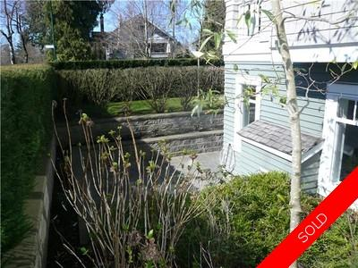 Kerrisdale Townhouse for sale: Larchwood 3 bedroom 1,516 sq.ft. (Listed 2013-03-23)