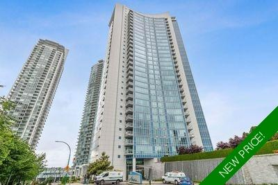 Brentwood Park Condo for sale: AVIARA 1 bedroom 634 sq.ft. (Listed 2020-05-26)
